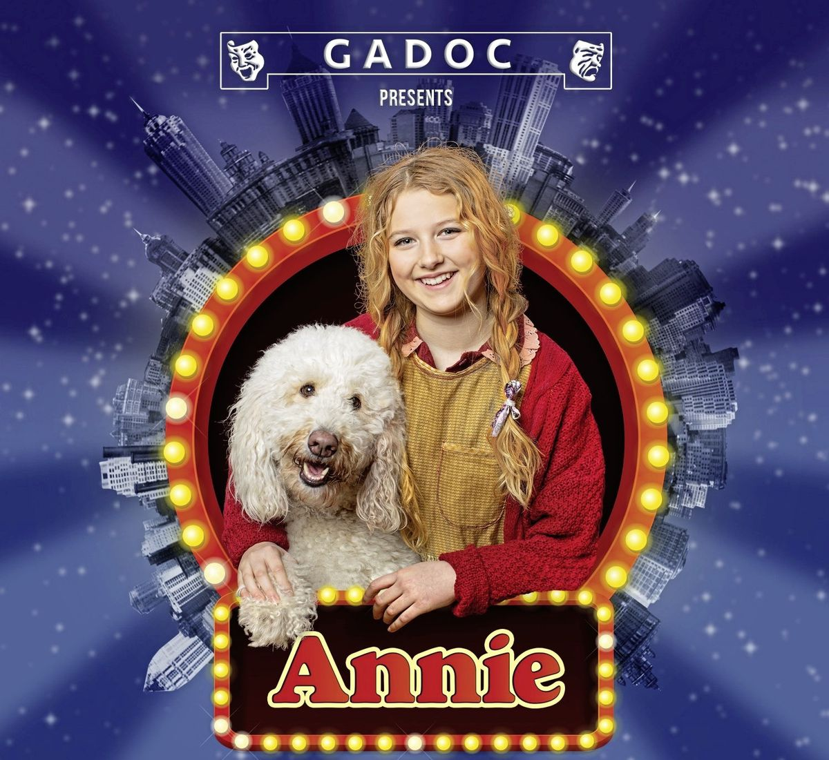 GADOC's poster of Annie. (29385798)