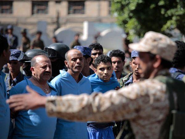 Yemen's Houthi rebels execute nine over senior official's death in air strike