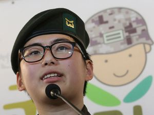 South Korean army bids to overturn decision allowing transgender soldier to serve
