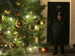 This is what Christmas has looked like in Downing Street over the decades