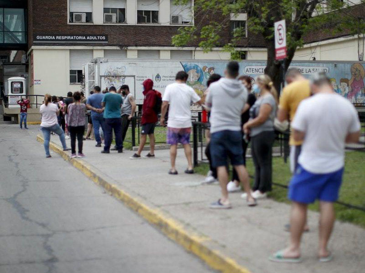Argentina surpasses 1 million coronavirus cases