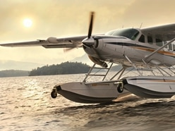 Seaplane plans slowed down after problems buying plane – focus switches to Cessna Caravan
