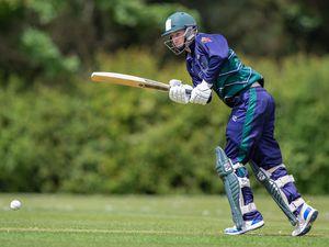 Guernsey Cricket.OEs v Griffins.Weekend Championship..College Field..www.guernseysportphotography.com. (29557577)