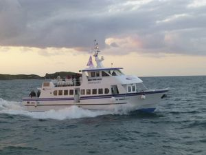 Corsaire Des Isles II - the boat that Isle of Sark Shipping intends to buy to replaced the Bon Marin de Serk.. (28621771)