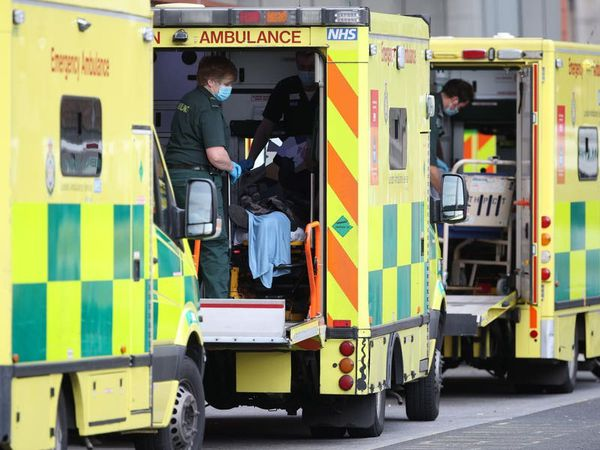 Paramedics to ensure adequate ventilation in waiting ambulances – Public Health