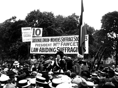 Who was Millicent Fawcett?