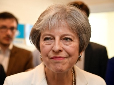 Mixed bag as May hails Tory 'success' and Corbyn boasts 'solid' election results