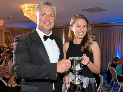 Insurance expert wins industry achievement award