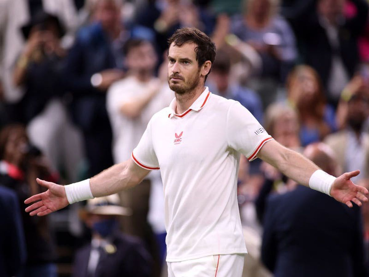 Andy Murray rebukes Government for 'pathetic' NHS pay rise