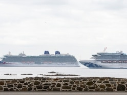 Fewer cruise liners to visit island this year