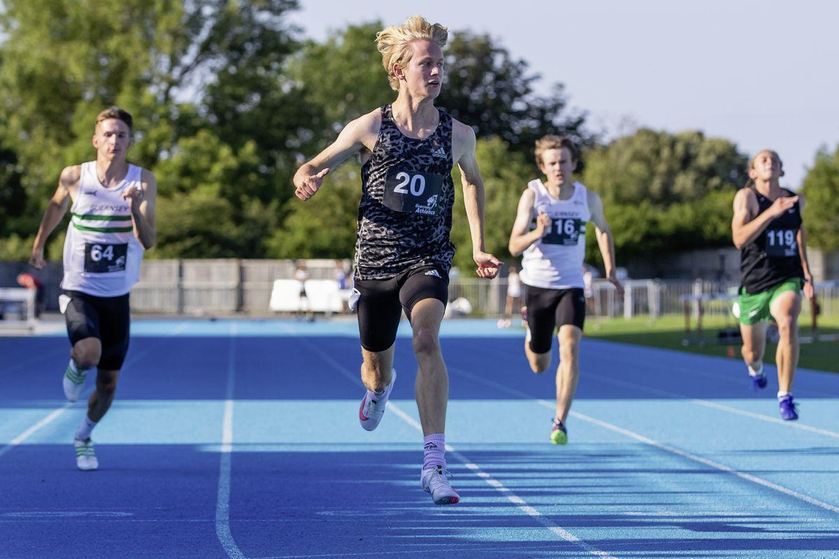 100m Josh Duke (29770835)
