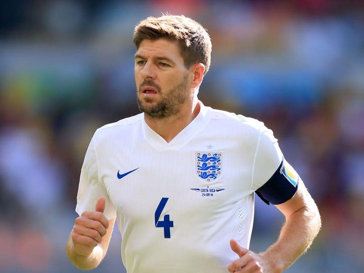On this day in 2014: Steven Gerrard announces England retirement