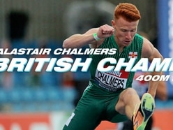 Chalmers wins British title in Manchester