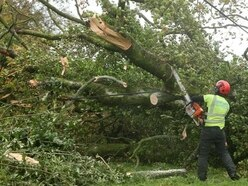 Britain braced for another battering in the wake of Ophelia
