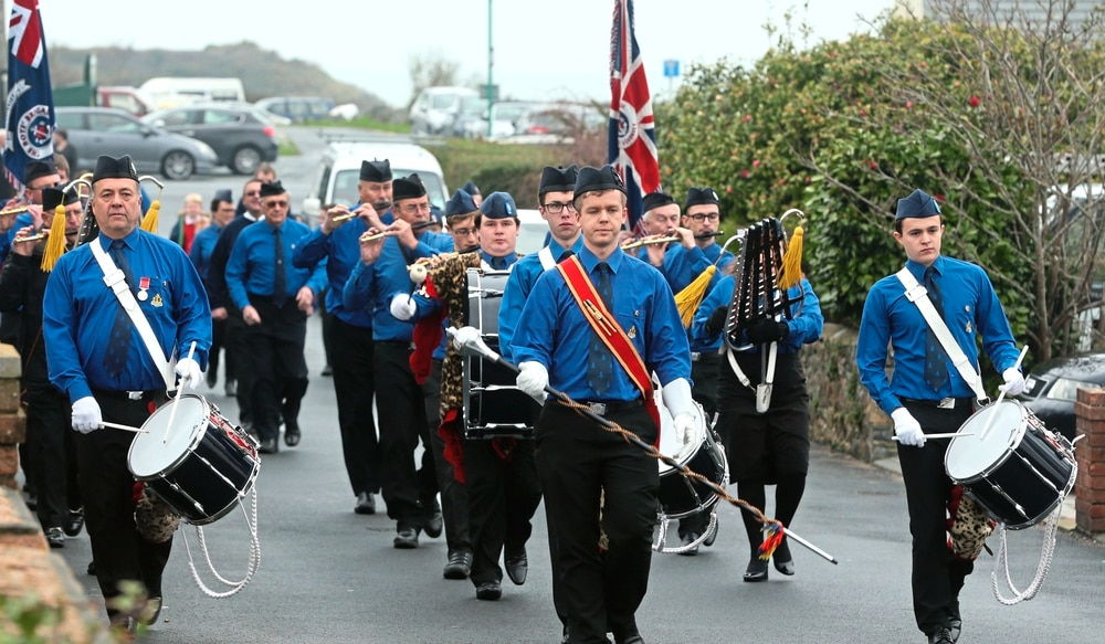 Boy's Brigade companies join forces for parade | Guernsey ...