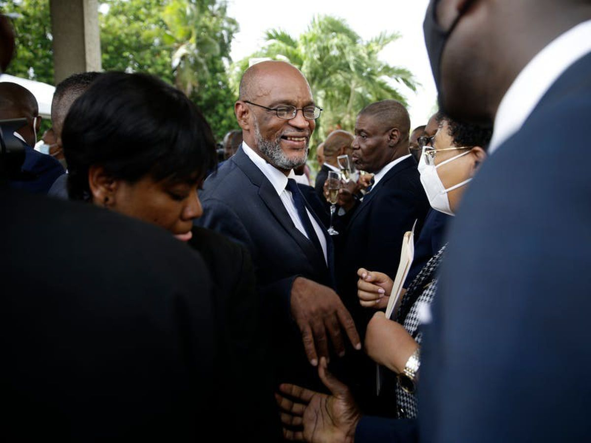Haiti installs new leader as country mourns assassinated president