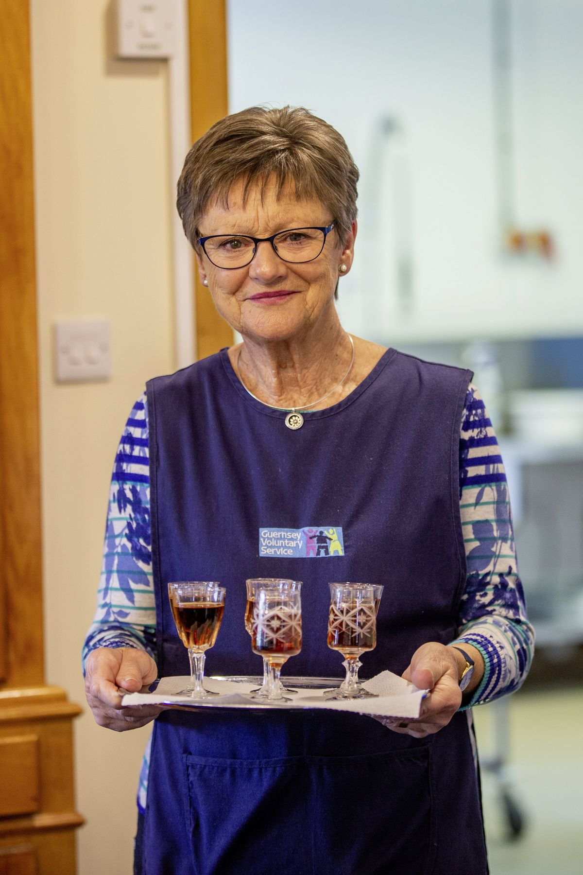 (Picture by Sophie Rabey, 29495325). Val Campbell.
