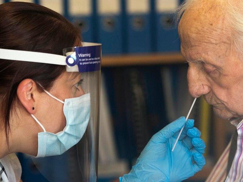 Coronavirus: Charity advises that masks are worn during sex