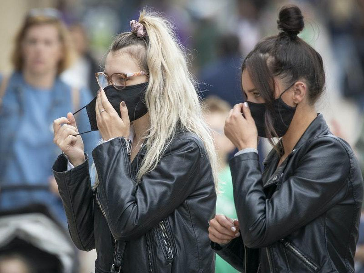 New restrictions in Jersey means pubs will close at 10pm and older school students need to wear masks. (28919067)