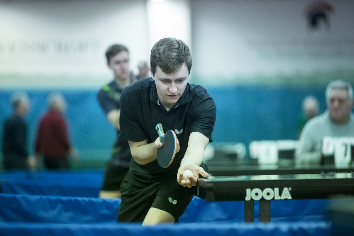Perfect start: Josh Stacey won the domestic qualifier. (Picture By Peter Frankland, 26598990)