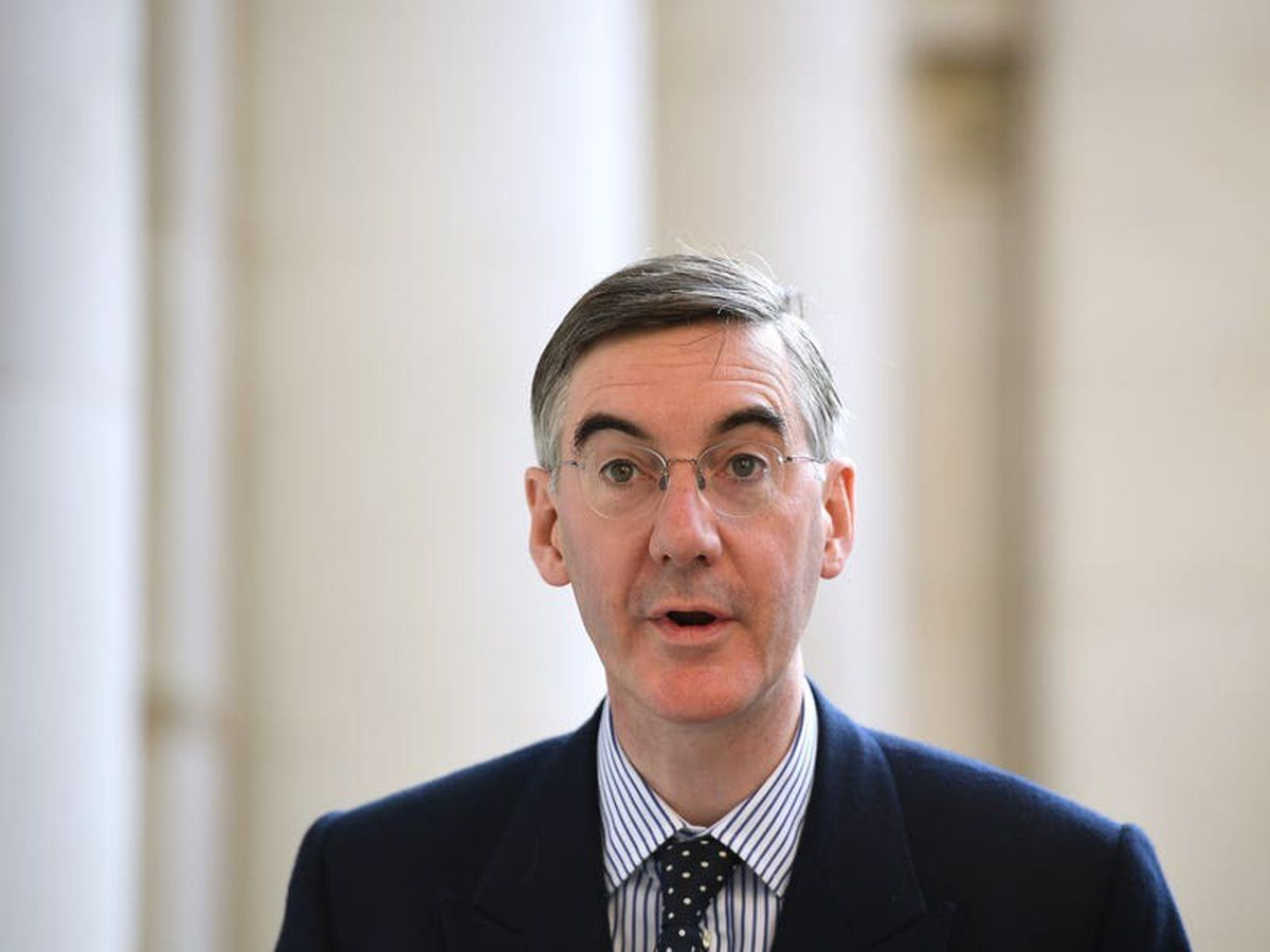 Rees-Mogg claims 'reasonable' for MPs not to wear masks in the Commons
