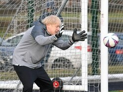 In Pictures: Johnson has a kickabout while Corbyn makes cappuccino