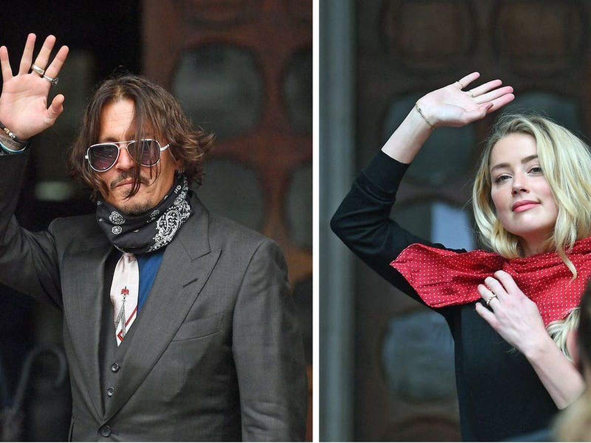 Johnny Depp's bid to overturn 'wife beater' ruling reaches Court of Appeal