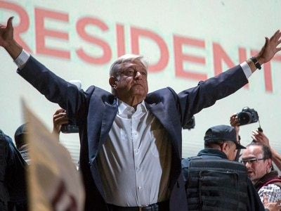 Mexico hands leftist Lopez Obrador big presidential win