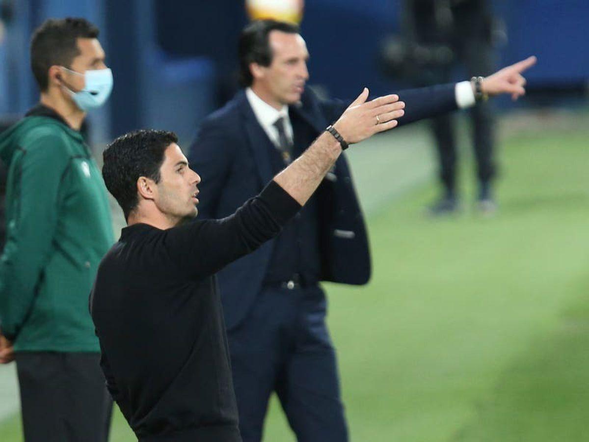 Mikel Arteta urges Arsenal to take 'biggest step forward' and reach Europa final