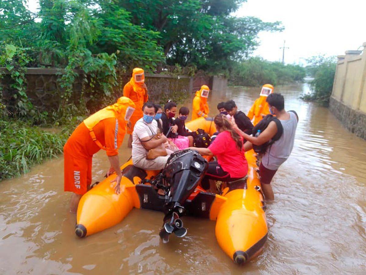 Dozens missing after deadly landslides in western India