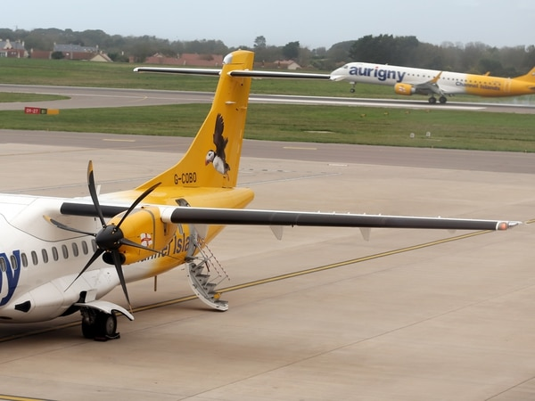 Aurigny moves operations hub from Alderney