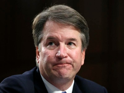 Kavanaugh accuser agrees to give evidence to Senate committee