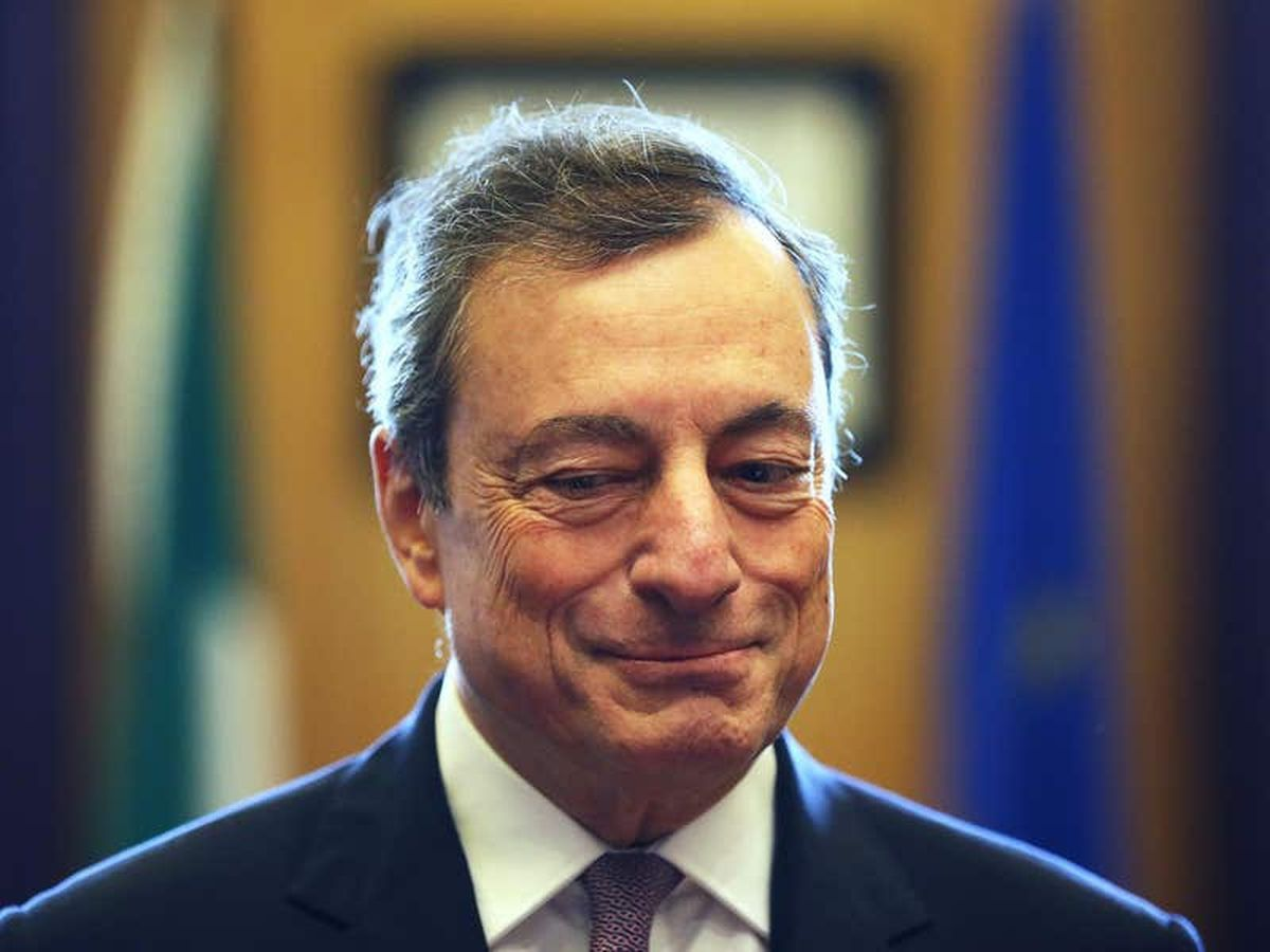 Former European bank chief Draghi set to be Italy's new PM class=