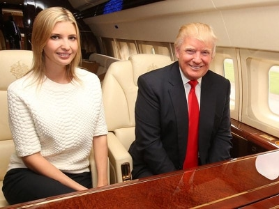 Ivanka Trump thanks father for border action