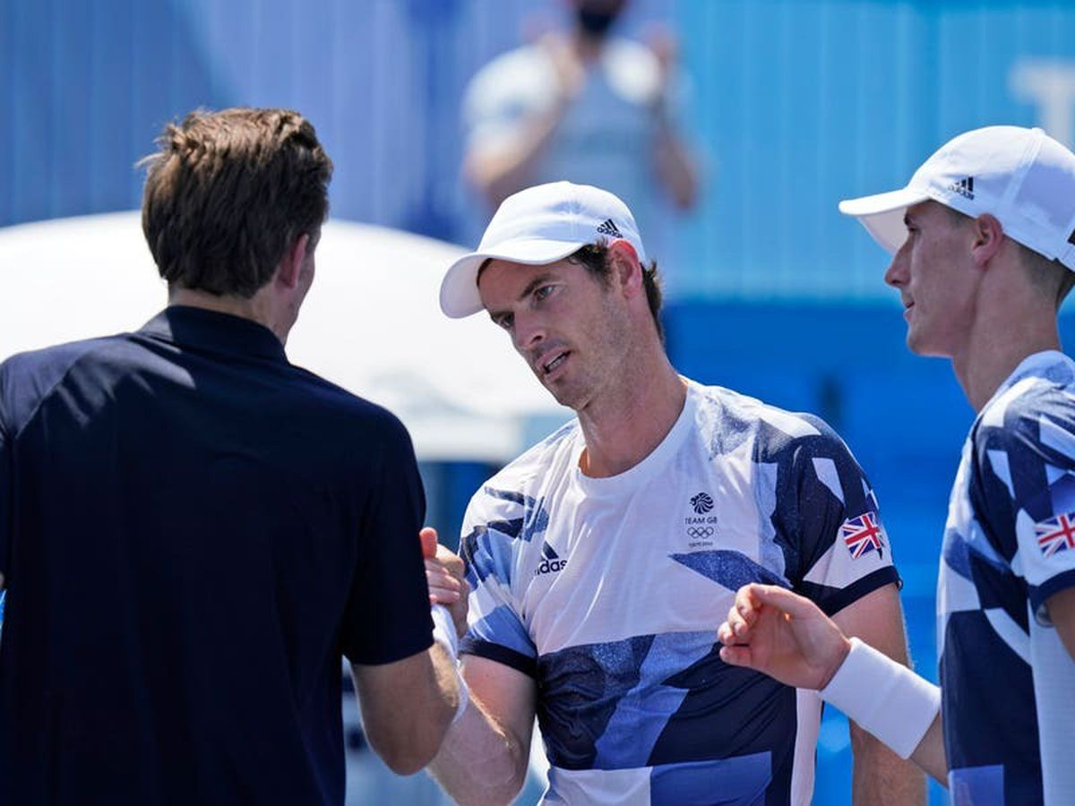 Andy Murray and Joe Salisbury thrash second seeds in Olympics doubles opener