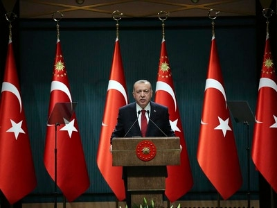 Turkish leader calls early poll in move to consolidate his position