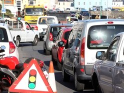 Traffic chaos and hotel with no hot showers due to cable fault