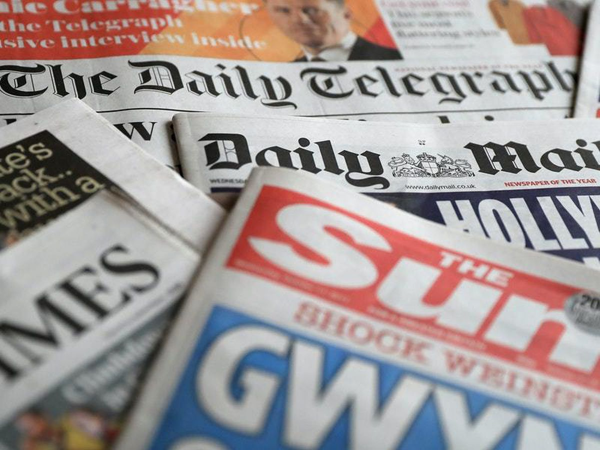 What the papers say – January 1