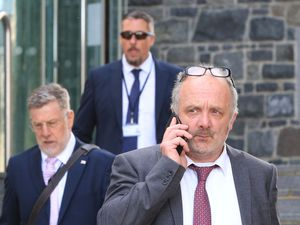 Deputy Inder, pictured right, doesn't think deputies can validly hold opinions on 'real Guernsey issues' if they either 'quaff wine' or 'listen to Dido', according to Peter Roffey. (Picture by Adrian Miller, 29385873)