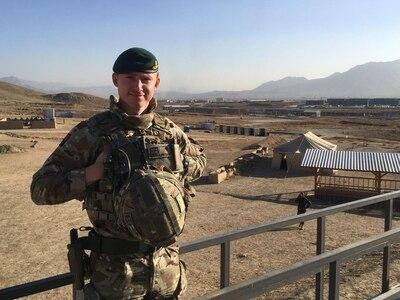 Kabul posting for OE captain
