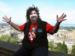 Wrestler Mick Foley accepts Billy Sharp's invite to go to a Sheffield Utd game