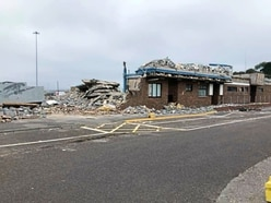 Final link with Weymouth gone as ferry terminal is demolished