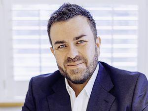 Simon Torode of estate agency Livingroom. (29247886)