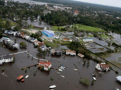 Florence death toll at 17, including three-month-old baby