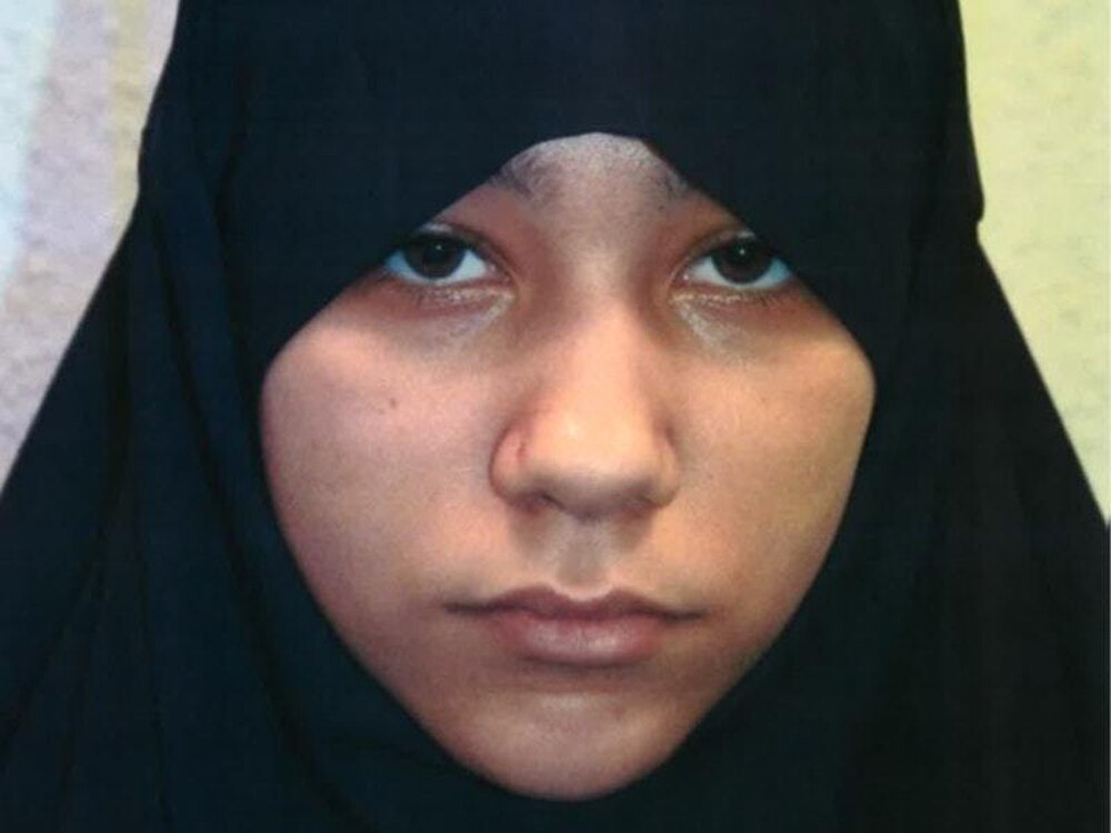 Youngest Woman Convicted Of Terror Plot Jailed For At Least 13 Years