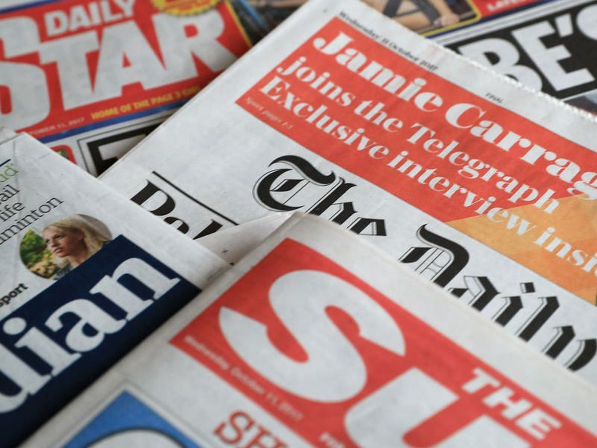 What the papers say – March 18