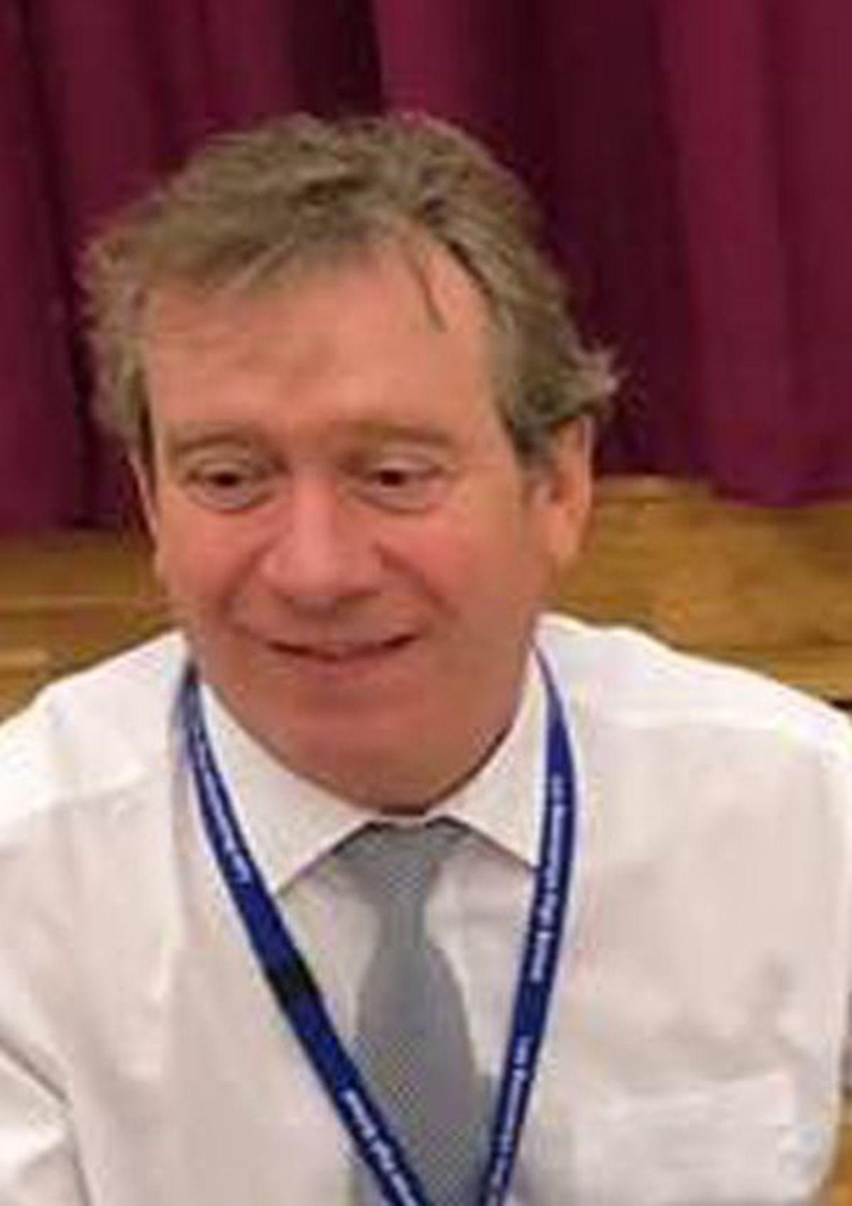 Martin Haimes. (28329940)