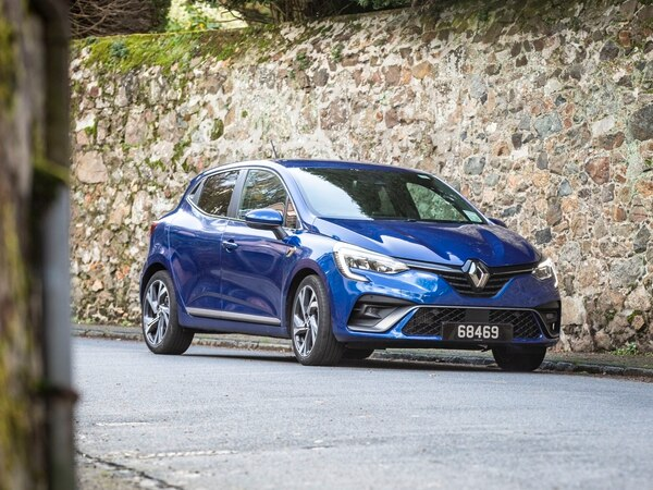 The all new adventures of renault clio