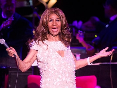 Aretha Franklin – a life in pictures