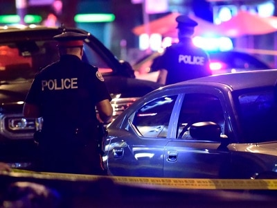 'Very disturbed' gunman killed after shooting spree in Toronto